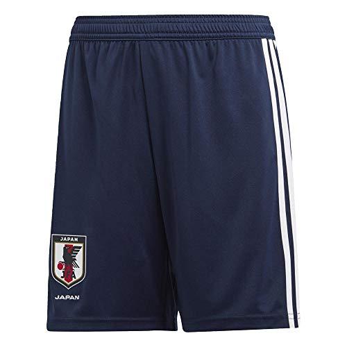 adidas Japón Pantalones Cortos, Niños, Azul (aninoc/Blanco), 152-11/12 años