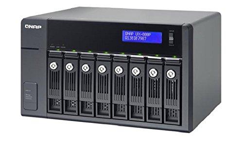 QNAP UX-800P 8 Bay Desktop NAS Erweiterungsgehäuse