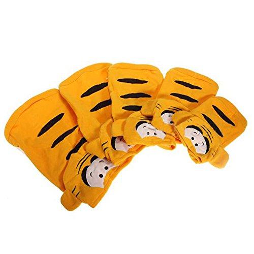 ung Puppy Hundemantel hoodie Apparel Baumwolle Tiger Kostüme NEU ()