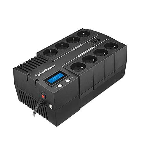 Cyberpower BR700ELCD-FR UPS Power Supply Schwarz - Batterien Cyberpower