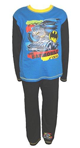 Batman Batmobile Niños Pijamas 7-8 años