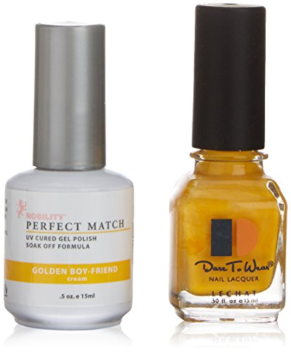 LeChat Perfect Match UV/LED Gel Vernis à Ongles Golden Boyfriend