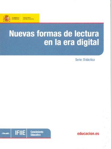 Nuevas formas de lectura en la era digital