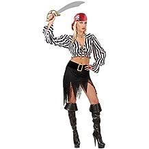 Kostüm-Set Sexy Piratin, Größe L