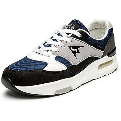 Otoño zapatos/ deportes y ocio zapatos de los hombres/zapatos de la ola coreana/Air mesh zapatos hombres