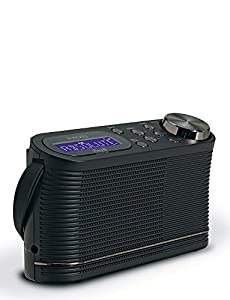 Roberts Radio Play10 DAB/DAB+/FM Digital Radio with Simple Presets by Roberts Radio Ltd