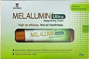MELALUMIN Ultra Skin Lightening Cream, 20 gr (KT-SM-022)