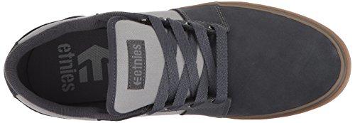 Etnies BARGE LS Herren Skateboardschuhe Grey Tan
