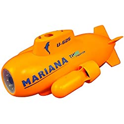 Drone sous-Marin Drone sous-Marin de Drone de Mini de Mariana RC de ThorRobotics avec la Transmission d'image de FPV et de 2.4G RC 5.8G HD,
