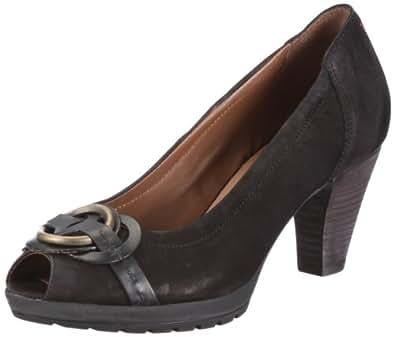 Högl shoe fashion GmbH 3-105811-01000, Damen Pumps, Schwarz (schwarz 0100), EU 34.5 (UK 2.5)