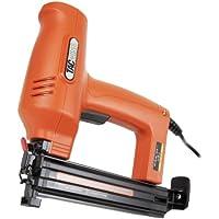 Tacwise Duo 35 - Grapadora/Clavadora eléctrica para grapas estrechas de 91 hasta 30mm y clavos de 180 (18G) hasta 35mm
