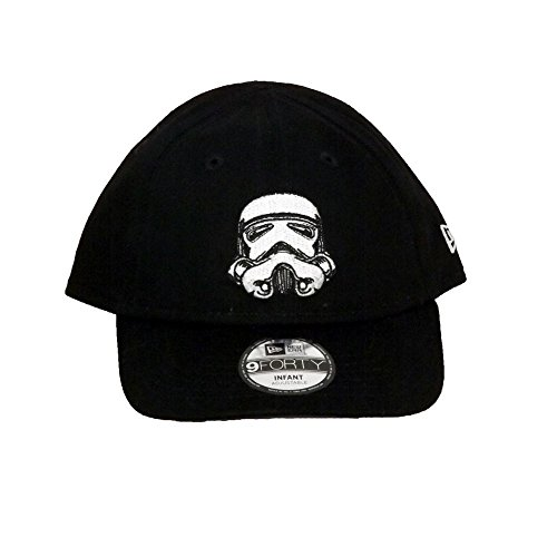 8442832900b8 Casquette Bébé 9FORTY Star Wars Essential Stormtrooper noir NEW ERA -  Nourisson - Ajustable