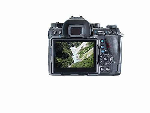 Top Pentax K-1 Digital Full Frame SLR Camera Body – Black on Amazon