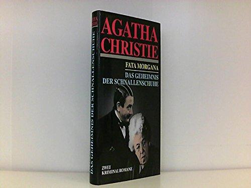 Author: Agatha Christie - Fata Morgana - Das Geheimnis der Schnallenschuhe - publisher: Bertelsmann