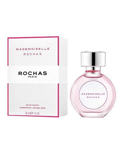 Mademoiselle de Rochas Eau de Toilette pour Femme en flacon vaporisateur, 30ml
