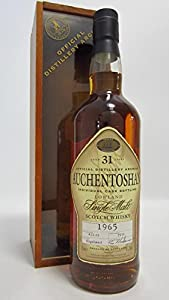 Auchentoshan - Single Cask #2509 - 1965 31 year old Whisky from Auchentoshan