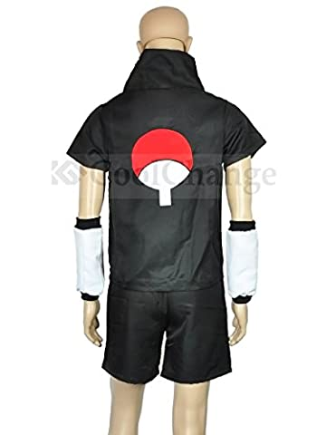 CoolChange déguisement Naruto de Sasuke Uchiha, taille: S