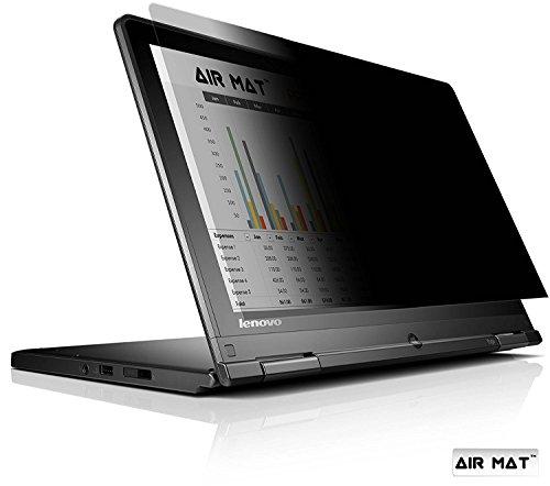 31,8cm Privacy Filter Screen für Breitbild-Laptop, Notebook, LCD-Monitor von Airmat, besten Displayschutzfolie Film für Daten Vertraulichkeit–vergleichen bis 3m, PF12.5W9