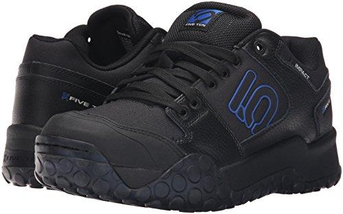 Scarpe Mtb Five Ten Freerider Grigio/nero Black/Power Blue