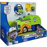 Spin Master - Spin Master 6026257 - Vehículo de lujo luz y sonido Paw Patrol : Rocky