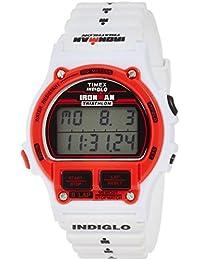 Timex Unisex-Armbanduhr Timex® Ironman® Original 8 Digital Quarz Plastik T5K839