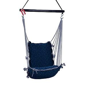 Kkriya Home Decor Regular Swing In Blue For Adults