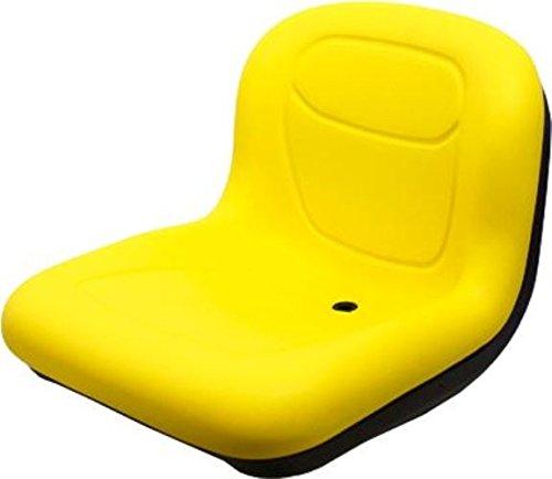 Preisvergleich Produktbild KLARA SEATS John Deere Sitzschale Traktorsitz Schleppersitz Rasentraktor Aufsitzmäher Gator Castel Garden