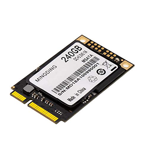 YANWE Eingebaute SSD Solid State-Laufwerk SATA3 1,8 Zoll Geeignet für Laptops/16GB 32GB 60GB 120GB 240GB,240GB -