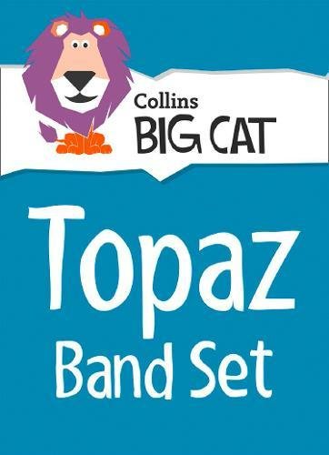 Topaz Band Set: Band 13/Topaz (Collins Big Cat Sets)