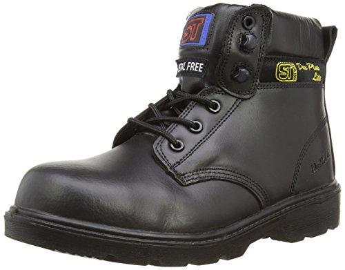nero Per Neri St Unisex Sicurezza Lite Adulto Stivali Di Workwear Dax Plus HSUq1