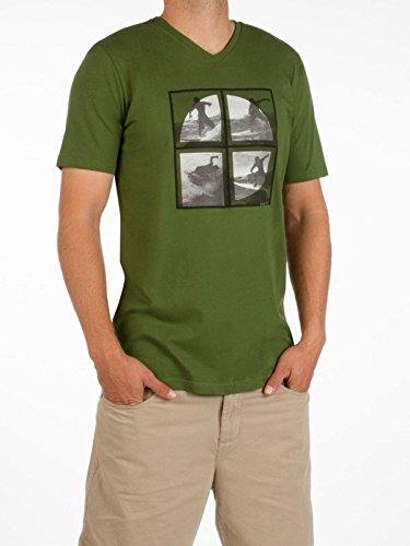Protest Herren T-Shirt - Greenery S