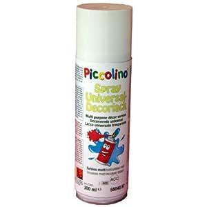 Piccolino Vernis aérosol brillant transparent, spray 300ml