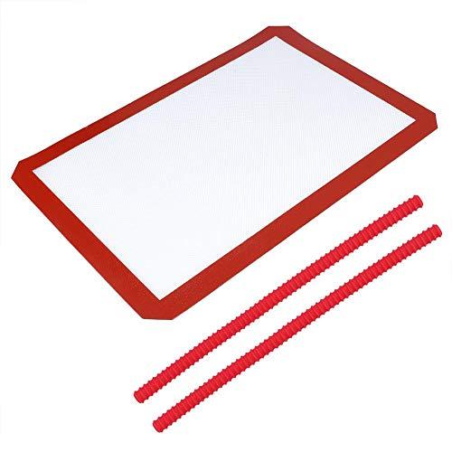 Küchen-Backen-Werkzeuge Ofen-Backen-Matten-Auflage-Antihaft-Isolierungs-Matten-Streifen-Backformen