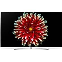 """LG OLED55B7V 55"""" 4K Ultra HD Smart TV Wi-Fi Silver,White LED TV - LED TVs (139.7 cm (55""""), 4K Ultra HD, 3840 x 2160 pixels, OLED, Flat, 3840 x 2160)"""