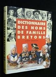 Dictionnaire des noms de famille Bretons