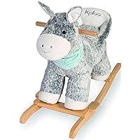 Kaloo Les Amis Rocking Donkey Plush by Kaloo