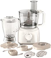 Philips Hr7628/01 Food processor - White