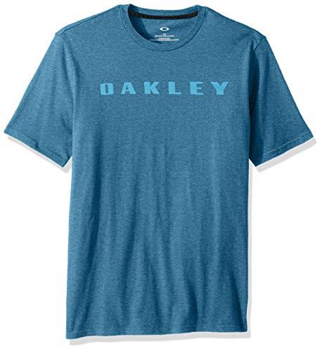 Oakley Apparel and accessories Herren SO-Oakley Burn Printable Tee, Blau, M