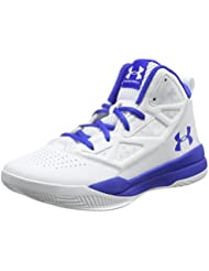 Under Armour Ua Bgs Jet Mid, Chaussures de Basketball Garçon