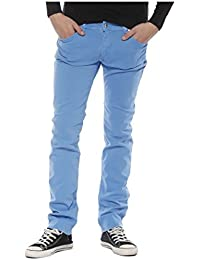 Kaporal - Pantalon OZ - BLUE ROY - Homme