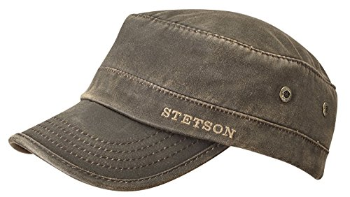 datto-winter-army-cap-stetson-army-cap-army-hat-l-58-59-brown