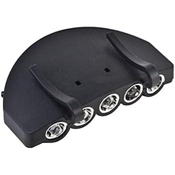 LED Cap Mounted Light Clip-on Lamp Baseball Cap Lamp Hat Clip Light Outdoor