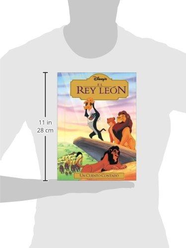 El Rey Leon: Un Cuento Contado (Un Cuento Contado / Read-Aloud Storybook (Spanish))