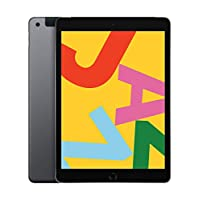 Apple iPad 7th Gen 10.2 Inch with Facetime, 32GB, Wi-Fi 4G, Space Grey