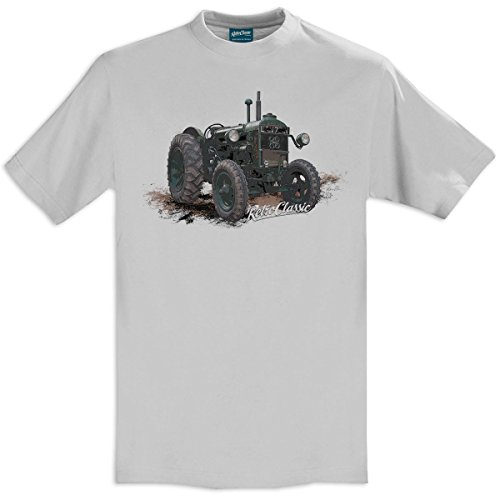 RetroClassic Herren T-Shirt Pacific Grey