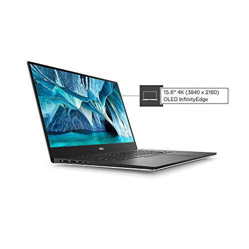 DELL XPS 7590 15.6-inch Laptop (9th Gen Core i7-9750H/16GB/512GB SSD/Windows 10 Home/4GB Nvidia Graphics), Abyss Grey Image 2