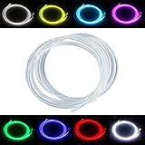 Cavo in fibra ottica con fluorescenza laterale., transparent, Ф3MM*1M