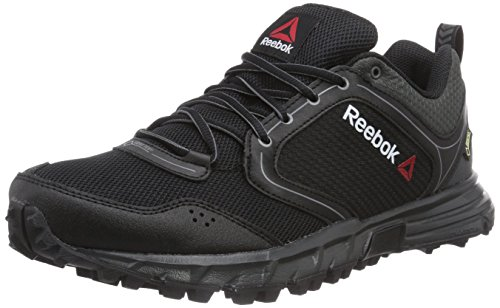 Reebok Herren One Sawcut II GTX Walkingschuhe, Schwarz (Black/Rivet Grey/Gravel/White), 39 EU