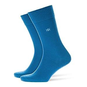 Burlington Herren Leeds So Socken, Blickdicht