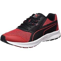 2dfc77b5dfa43 Puma Essential Runner, Zapatillas de Deporte para Exterior Hombre, Rojo  (Toreador/Black